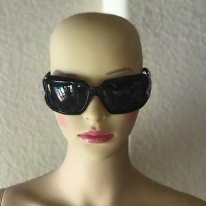 BULGARI Black Crystal Sunglasses ♥️♥️